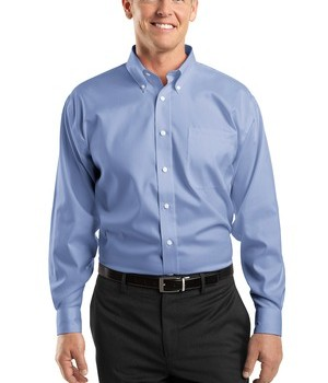 Red House Tall Non-Iron Pinpoint Oxford Style TLRH24 1