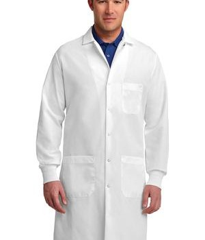 Red Kap Specialized Cuffed Lab Coat Style KP70 1