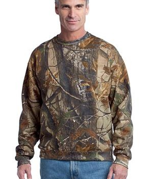 Russell Outdoors Realtree Crewneck Sweatshirt Style S188R 1