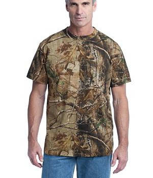 Russell Outdoors – Realtree Explorer 100% Cotton T-Shirt Style NP0021R 1