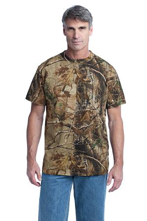 Russell Outdoors - Realtree Explorer 100% Cotton T-Shirt Style NP0021R