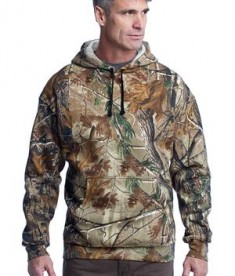 Russell Outdoors - Realtree Pullover Hooded Sweatshirt Style S459R