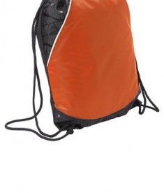 Sport-Tek BST600 Rival Cinch Pack Deep Orange