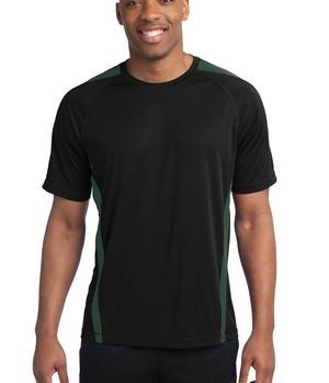 Sport-Tek Colorblock PosiCharge Competitor Tee Style ST351 1