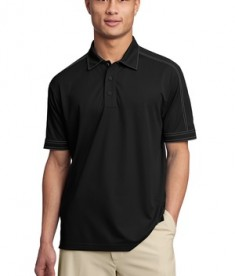 Sport-Tek Contrast Stitch Micropique Sport-Wick Polo Style ST659