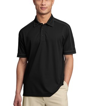 Sport-Tek Contrast Stitch Micropique Sport-Wick Polo Style ST659 1