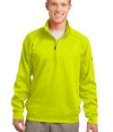 Sport-Tek F247 Tech Fleece 1/4-Zip Pullover Citron