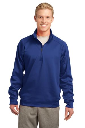 Sport-Tek F247 Tech Fleece 1/4-Zip Pullover True Royal