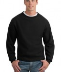 Sport-Tek F280 Super Heavyweight Crewneck Sweatshirt Black