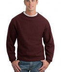Sport-Tek F280 Super Heavyweight Crewneck Sweatshirt Maroon