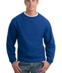 Sport-Tek F280 Super Heavyweight Crewneck Sweatshirt Royal