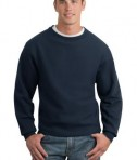 Sport-Tek F280 Super Heavyweight Crewneck Sweatshirt True Navy