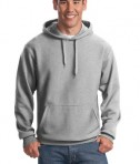 Sport-Tek F281 Heavyweight Pullover Hooded Sweatshirt Athletic Heather