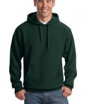 Sport-Tek F281 Heavyweight Pullover Hooded Sweatshirt Dark Green