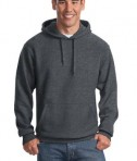 Sport-Tek F281 Heavyweight Pullover Hooded Sweatshirt Graphite Heather