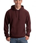 Sport-Tek F281 Heavyweight Pullover Hooded Sweatshirt Maroon