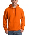 Sport-Tek F281 Heavyweight Pullover Hooded Sweatshirt Orange