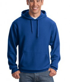 Sport-Tek F281 Heavyweight Pullover Hooded Sweatshirt Royal