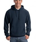 Sport-Tek F281 Heavyweight Pullover Hooded Sweatshirt True Navy