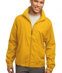 Sport-Tek JST70 Full-Zip Wind Jacket Gold