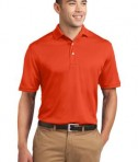 Sport-Tek TK469 Tall Dri-Mesh Polo Bright Orange