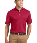 Sport-Tek TK469 Tall Dri-Mesh Polo Red