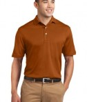 Sport-Tek TK469 Tall Dri-Mesh Polo Texas Orange