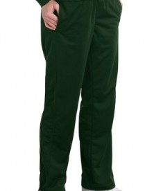 Sport-Tek LPST91 Ladies Tricot Track Pant Forest Green