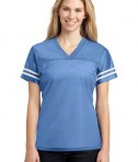 Sport-Tek LST307 Ladies PosiCharge Replica Jersey Carolina Blue