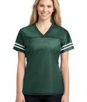 Sport-Tek LST307 Ladies PosiCharge Replica Jersey Forest Green