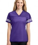 Sport-Tek LST307 Ladies PosiCharge Replica Jersey Purple