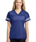 Sport-Tek LST307 Ladies PosiCharge Replica Jersey True Royal