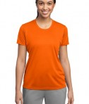 Sport-Tek LST350 Ladies PosiCharge Competitor Tee Deep Orange