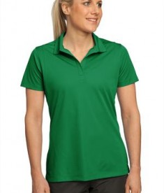 Sport-Tek LST650 Ladies Micropique Sport-Wick Polo Kelly Green
