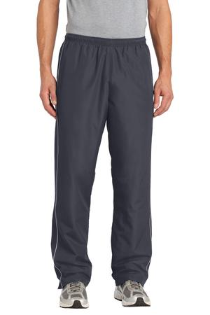 Sport Tek Piped Wind Pant Style Pst61 Casual Clothing For Men Women Youth And Children The pants come with a mesh inner lining. sport tek piped wind pant style pst61