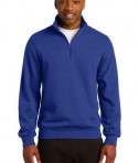 Sport-Tek TST253 Tall 1/4-Zip Sweatshirt True Royal