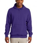 Sport-Tek ST254 Pullover Hooded Sweatshirt Purple