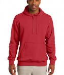 Sport-Tek ST254 Pullover Hooded Sweatshirt True Red