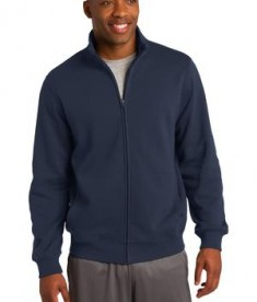 Sport-Tek ST259 Full-Zip Sweatshirt True Navy