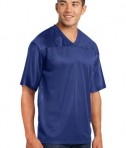 Sport-Tek ST307 PosiCharge Replica Jersey True Royal Angle
