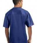 Sport-Tek ST307 PosiCharge Replica Jersey True Royal Back