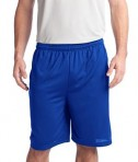 Sport-Tek ST312 PosiCharge Tough Mesh Pocket Short True Royal