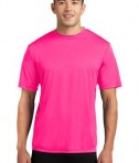 Sport-Tek TST350 Tall PosiCharge Competitor Tee Neon Pink