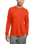 Sport-Tek ST350LS Long Sleeve PosiCharge Competitor Tee Deep Orange