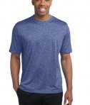 Sport-Tek ST360 Heather Contender Tee True Royal Heather