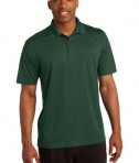 Sport-Tek ST651 Micropique Sport-Wick Pocket Polo Forest Green