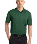 Sport-Tek ST660 Heather Contender Polo Forest Green Heather