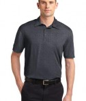 Sport-Tek ST660 Heather Contender Polo Graphite Heather