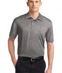 Sport-Tek ST660 Heather Contender Polo Vintage Heather