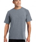 Sport-Tek ST700 Ultimate Performance Crew Heather Grey